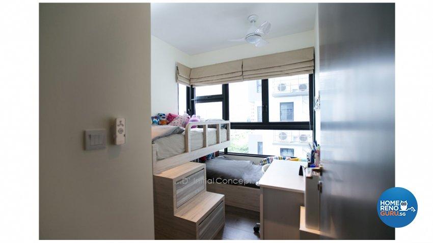Classical, Contemporary Design - Bedroom - Condominium - Design by D Initial Concept