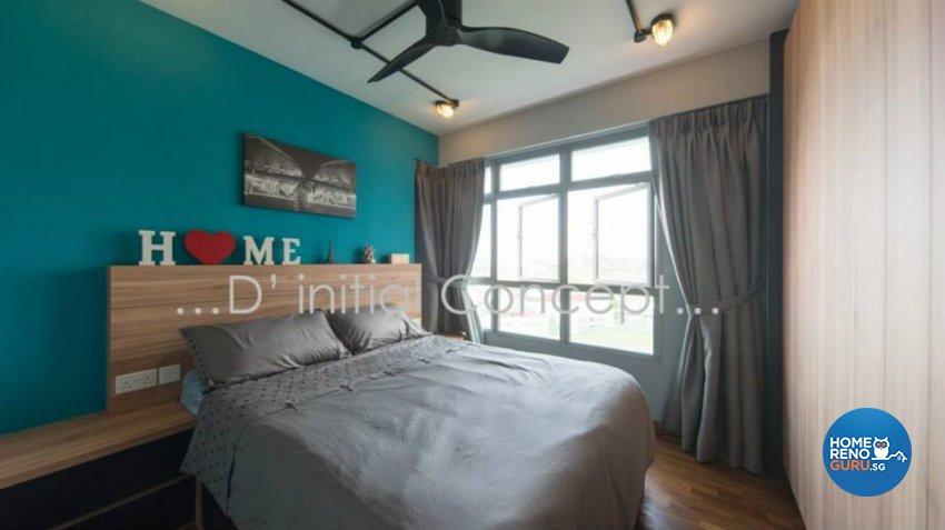 Minimalist, Scandinavian Design - Bedroom - Condominium - Design by D Initial Concept