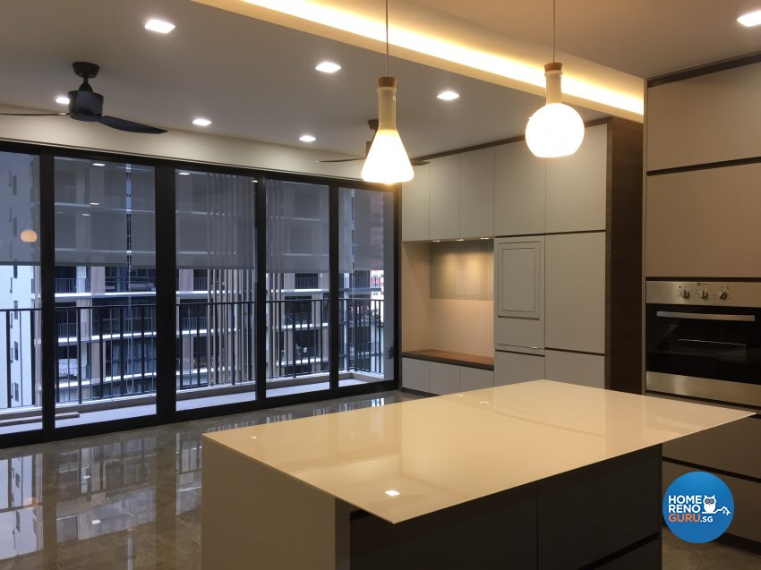 Contemporary, Modern Design - Kitchen - Condominium - Design by D Initial Concept