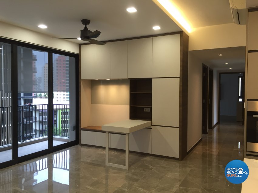 Contemporary, Modern Design - Dining Room - Condominium - Design by D Initial Concept