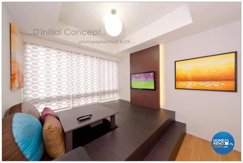 Contemporary, Minimalist, Modern Design - Bedroom - Condominium - Design by D Initial Concept