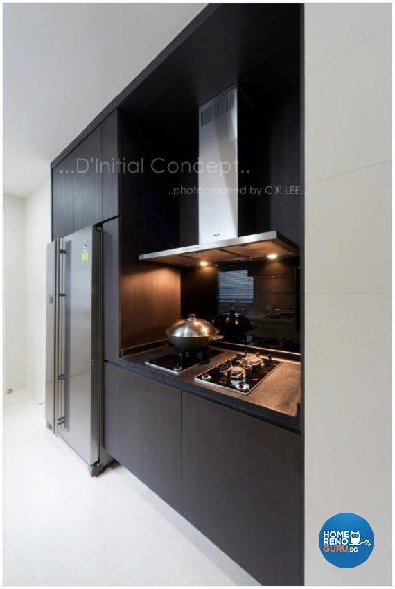 Contemporary, Minimalist, Modern Design - Kitchen - Condominium - Design by D Initial Concept