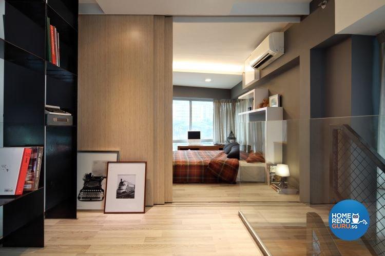 Modern Design - Bedroom - Condominium - Design by Distinctidentity Pte Ltd
