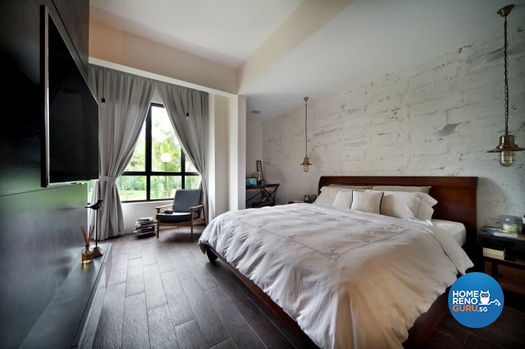 Scandinavian Design - Bedroom - Condominium - Design by Distinctidentity Pte Ltd