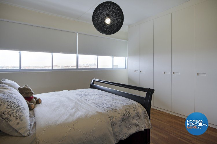 Modern Design - Bedroom - HDB Executive Apartment - Design by Distinctidentity Pte Ltd