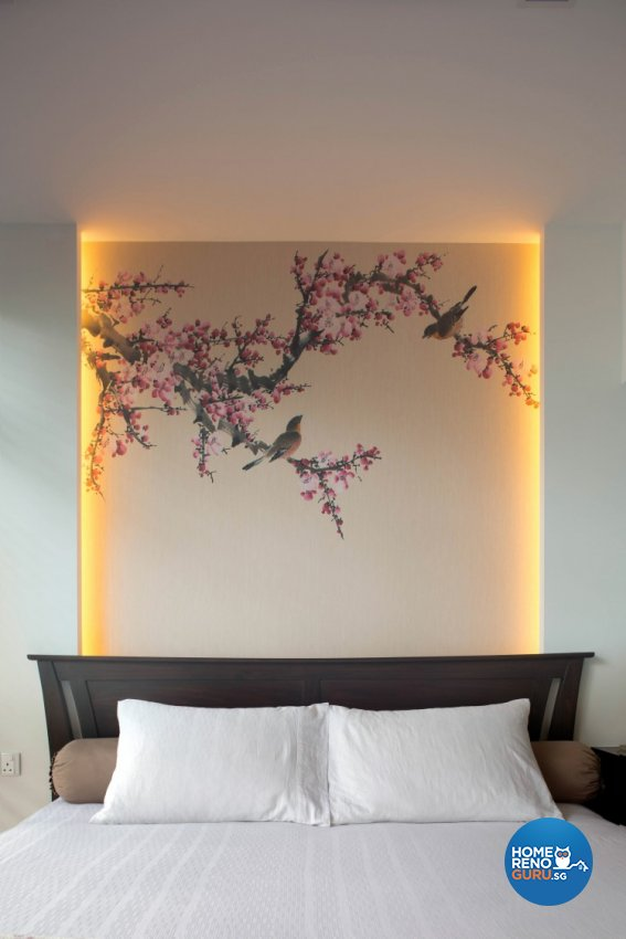 Contemporary Design - Bedroom - Condominium - Design by Distinctidentity Pte Ltd