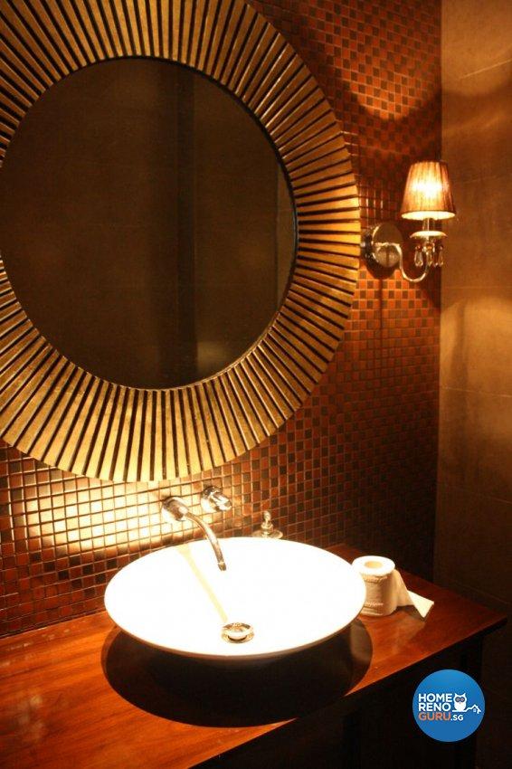 Modern Design - Bathroom - Condominium - Design by Domuseven Pte Ltd
