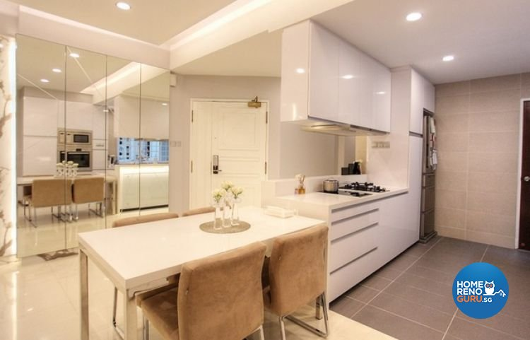Dreamvision Designer Pte Ltd Kitchen And Bathroom Package