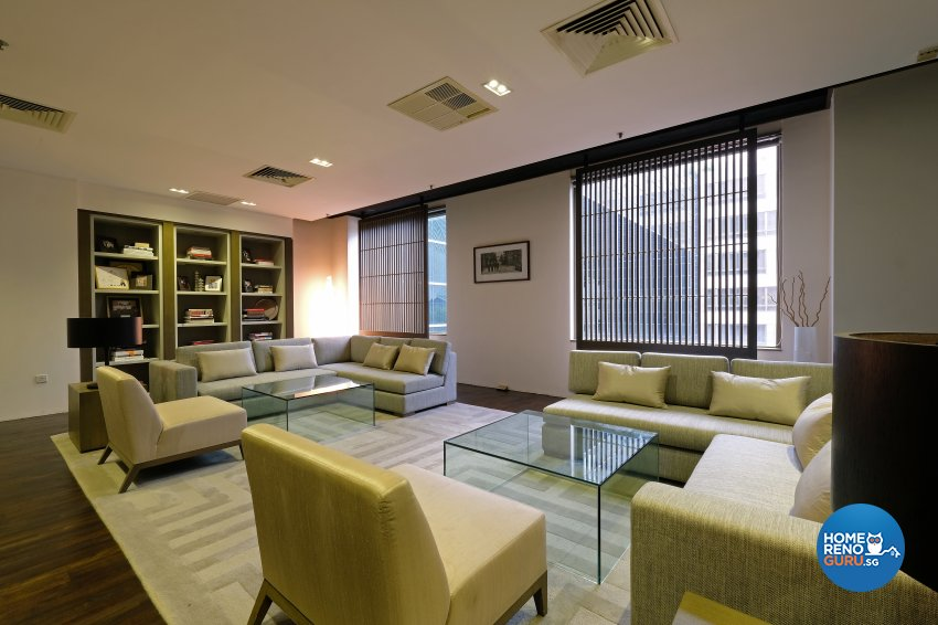 Classical, Contemporary, Modern Design - Commercial - Office - Design by Dreamvision Designer Pte Ltd