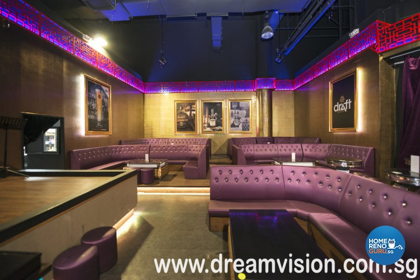 Contemporary, Eclectic, Modern Design - Commercial - Retail - Design by Dreamvision Designer Pte Ltd