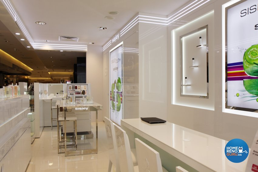 Classical, Contemporary, Modern Design - Commercial - Retail - Design by Dreamvision Designer Pte Ltd