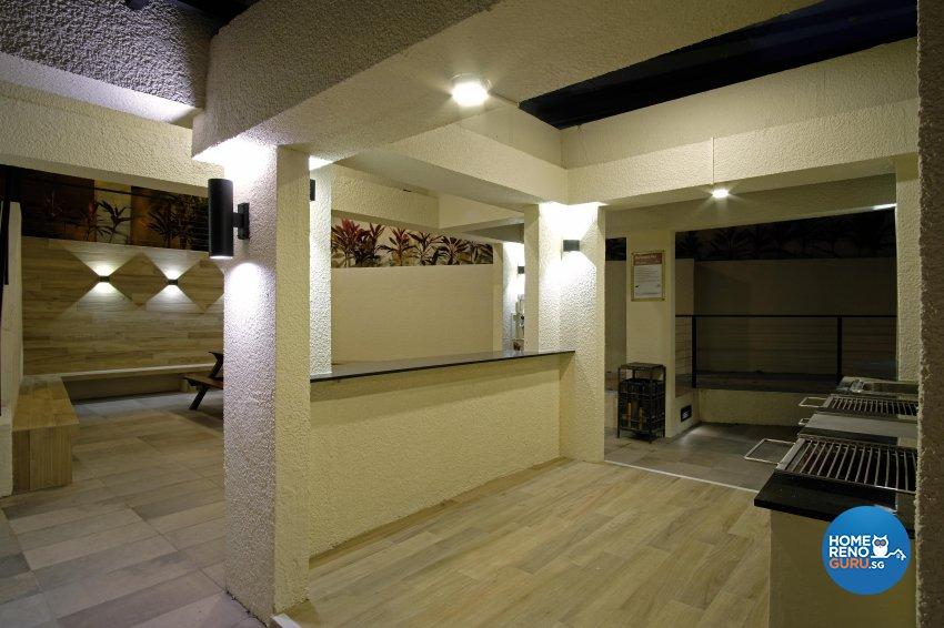 Classical, Contemporary, Modern Design - Commercial - Condominium - Design by Dreamvision Designer Pte Ltd
