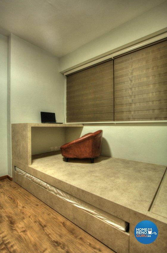 Classical, Contemporary, Modern Design - Bedroom - HDB 5 Room - Design by Dreamvision Designer Pte Ltd