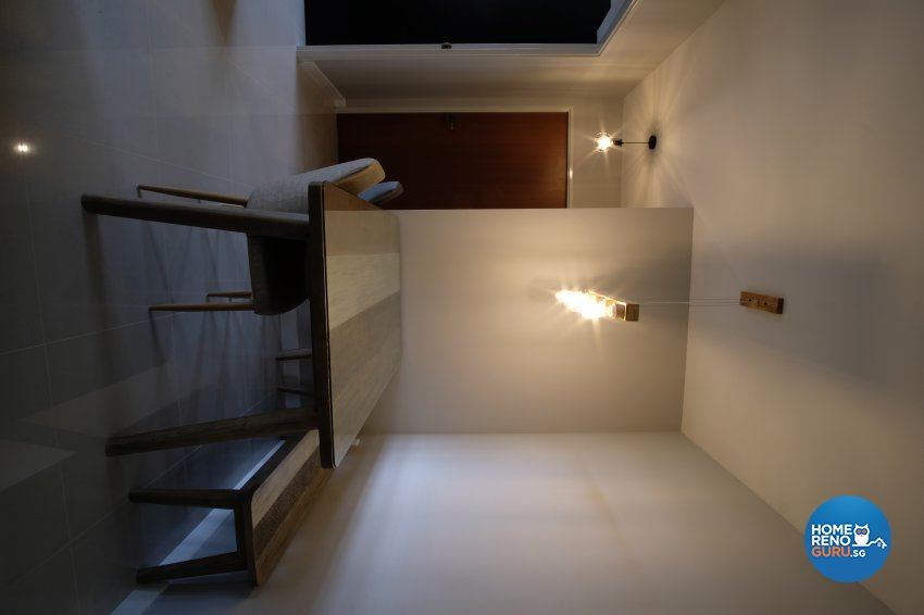 Contemporary, Scandinavian Design - Dining Room - HDB 5 Room - Design by Dreamvision Designer Pte Ltd
