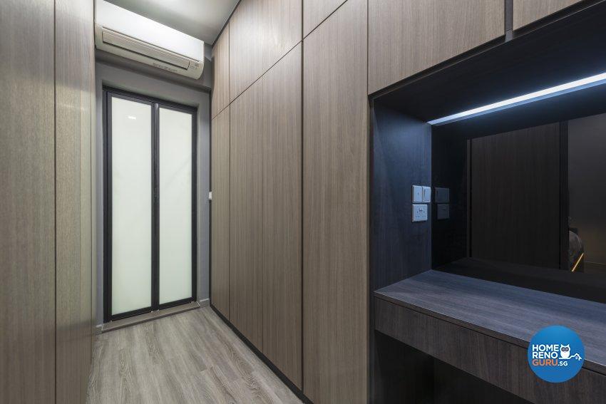 Contemporary Design - Bedroom - Condominium - Design by DS 2000 Interior & Design