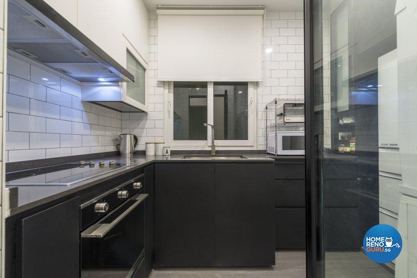 Contemporary Design - Kitchen - Condominium - Design by DS 2000 Interior & Design