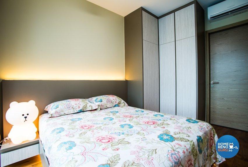 Modern Design - Bedroom - Condominium - Design by DS 2000 Interior & Design
