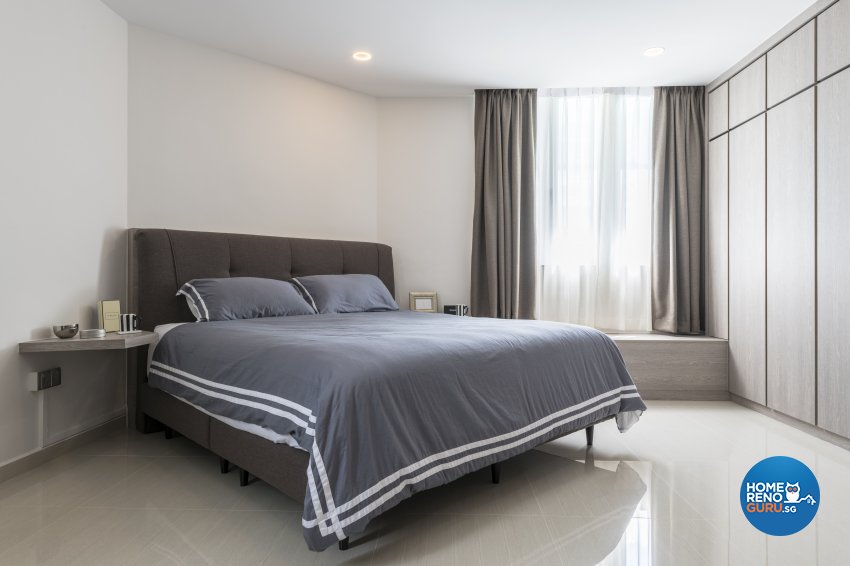 Classical, Modern Design - Bedroom - HDB 4 Room - Design by DS 2000 Interior & Design