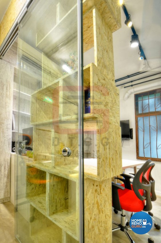 Contemporary, Industrial, Modern Design - Commercial - Office - Design by DT construction group Pte ltd