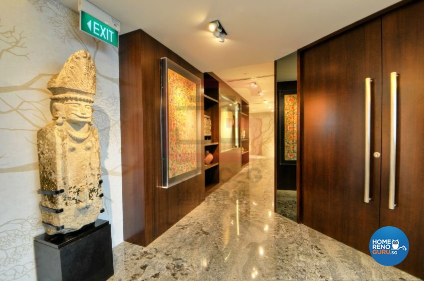 Classical, Country, Retro Design - Commercial - Office - Design by DT construction group Pte ltd