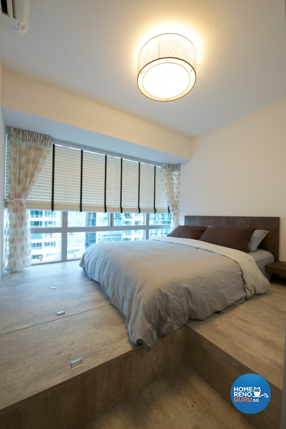 Scandinavian Design - Bedroom - Condominium - Design by Dyel Pte Ltd