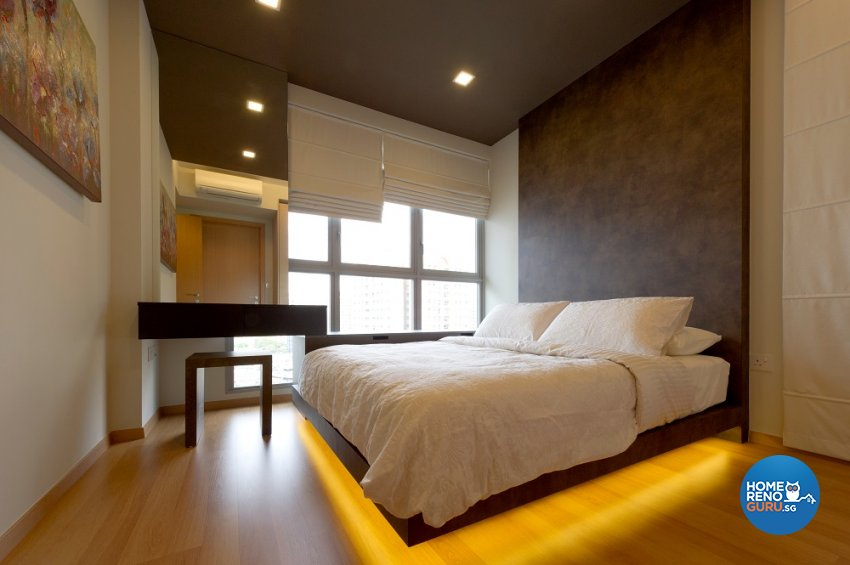 Minimalist, Scandinavian Design - Bedroom - Condominium - Design by Dyel Pte Ltd