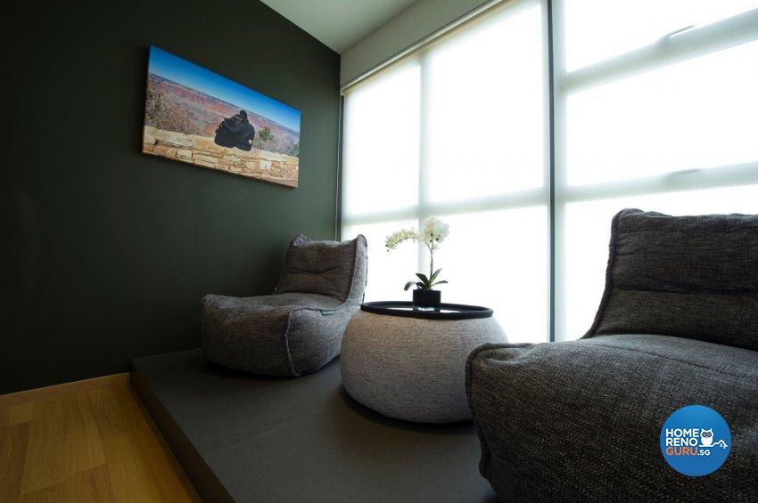 Minimalist, Scandinavian Design - Living Room - Condominium - Design by Dyel Pte Ltd