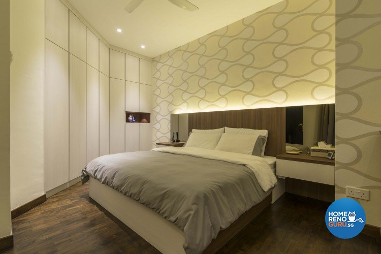 Contemporary Design - Bedroom - Condominium - Design by Dzign Station Pte ltd
