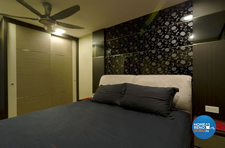 Minimalist Design - Bedroom - HDB 5 Room - Design by Dzign Station Pte ltd