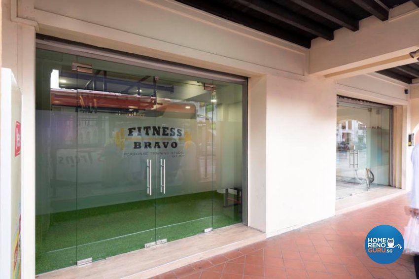 Industrial Design - Commercial - Retail - Design by Earth Interior Design Pte Ltd