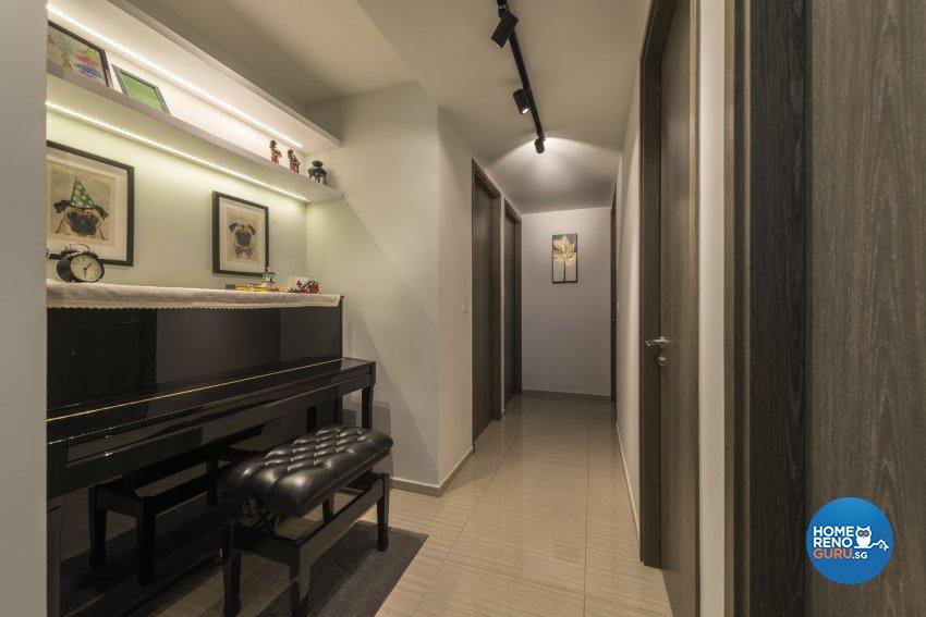 Scandinavian Design - Living Room - Condominium - Design by Earth Interior Design Pte Ltd