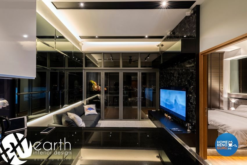 Earth Interior Design Pte Ltd -Condominium package