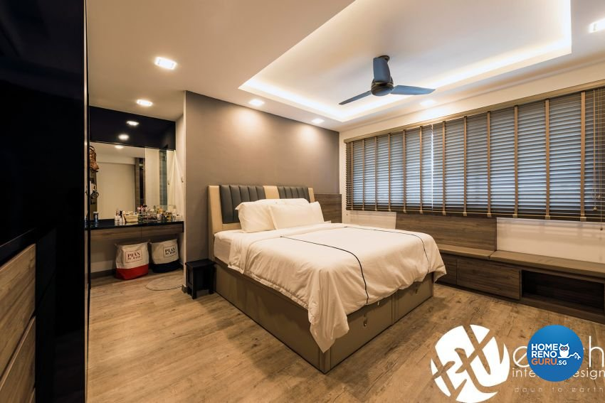 Earth Interior Design Pte Ltd -HDB 3-Room package
