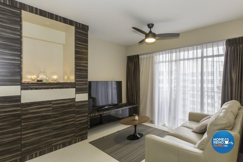 EC Vision Design Pte Ltd-HDB 4-Room package