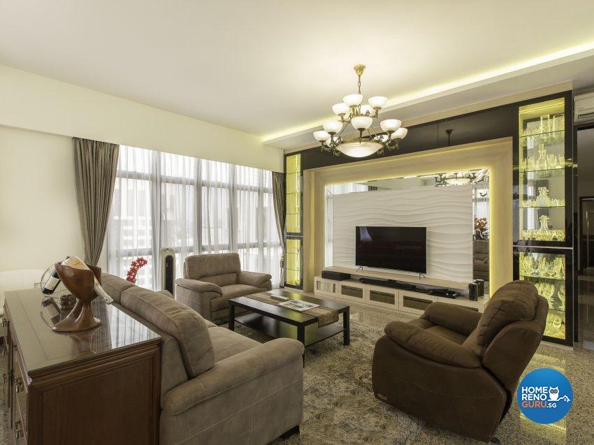 Modern Design - Living Room - Others - Design by EC Vision Design Pte Ltd