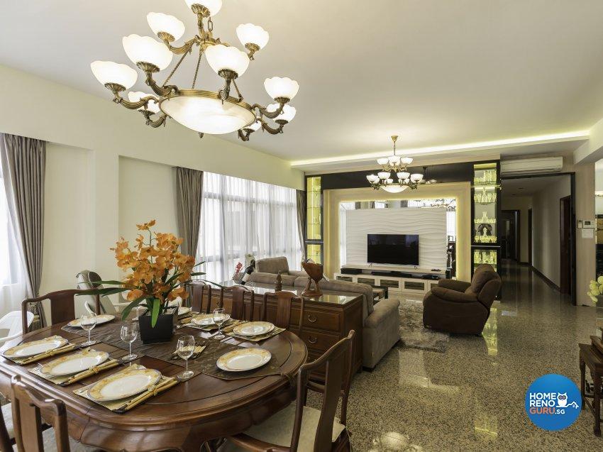 Modern Design - Dining Room - Others - Design by EC Vision Design Pte Ltd