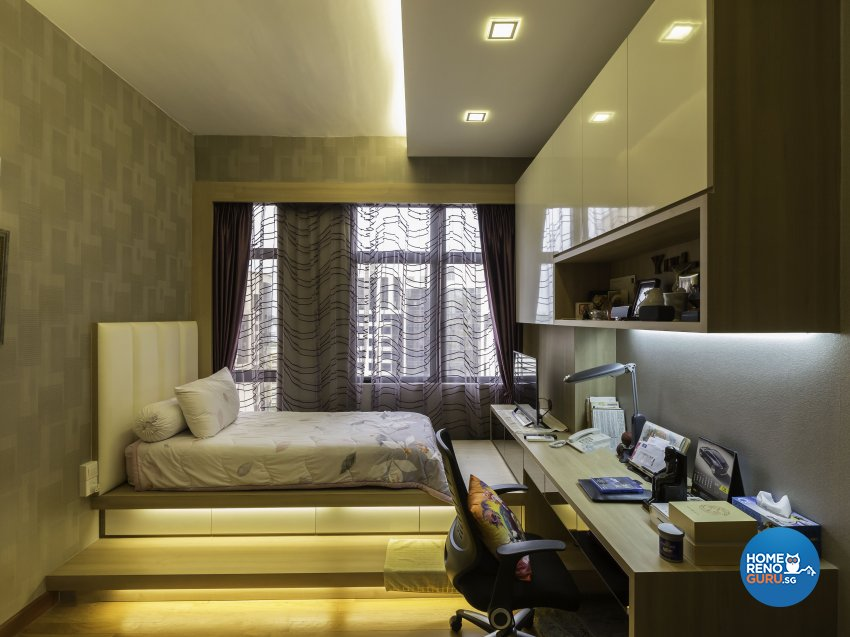 Modern Design - Bedroom - Others - Design by EC Vision Design Pte Ltd