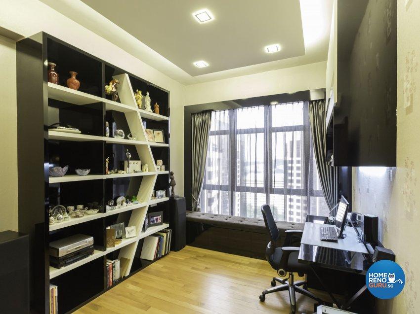 Modern Design - Study Room - Others - Design by EC Vision Design Pte Ltd