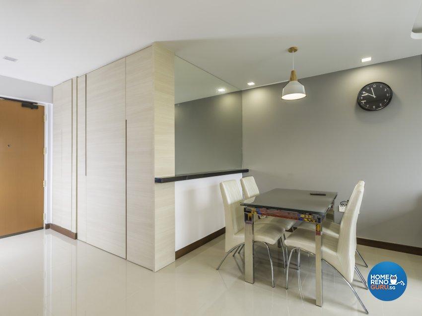 EC Vision Design Pte Ltd-HDB 5-Room package