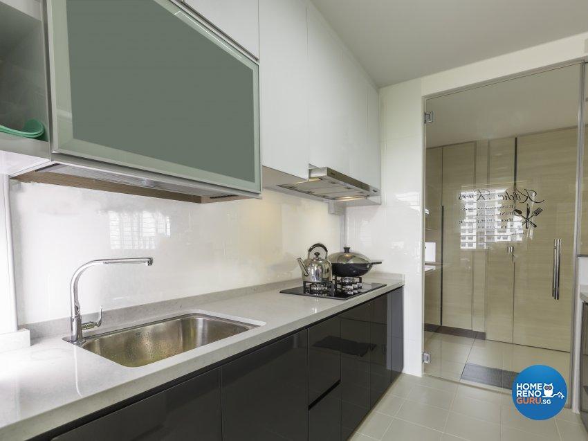 EC Vision Design Pte Ltd-Kitchen and Bathroom package