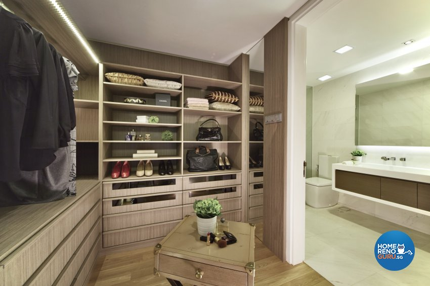 Contemporary, Modern, Scandinavian Design - Bathroom - Condominium - Design by Edgeline Planners Pte Ltd