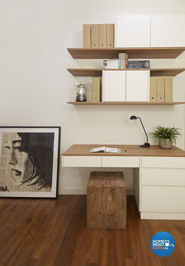 Contemporary, Modern Design - Bedroom - Condominium - Design by Edgeline Planners Pte Ltd