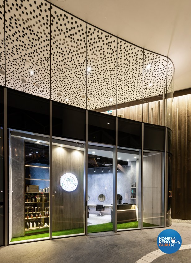 Modern Design - Commercial - Retail - Design by Edgeline Planners Pte Ltd