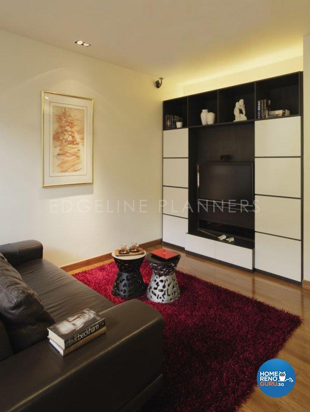 Contemporary, Minimalist, Modern Design - Bedroom - Landed House - Design by Edgeline Planners Pte Ltd