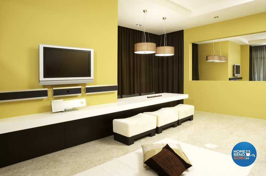 Minimalist Design -  - Condominium - Design by Edgeline Planners Pte Ltd
