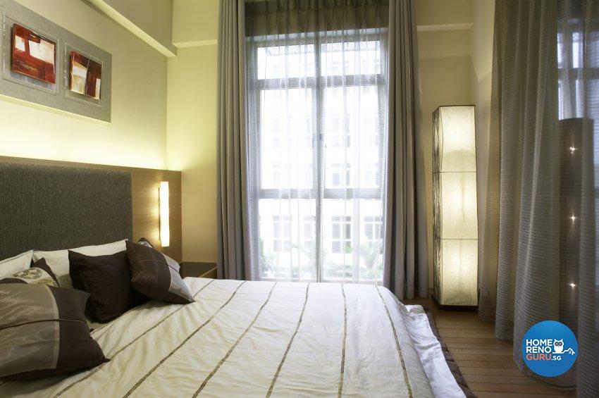 Minimalist Design -  - Condominium - Design by Edgeline Planners Pte Ltd