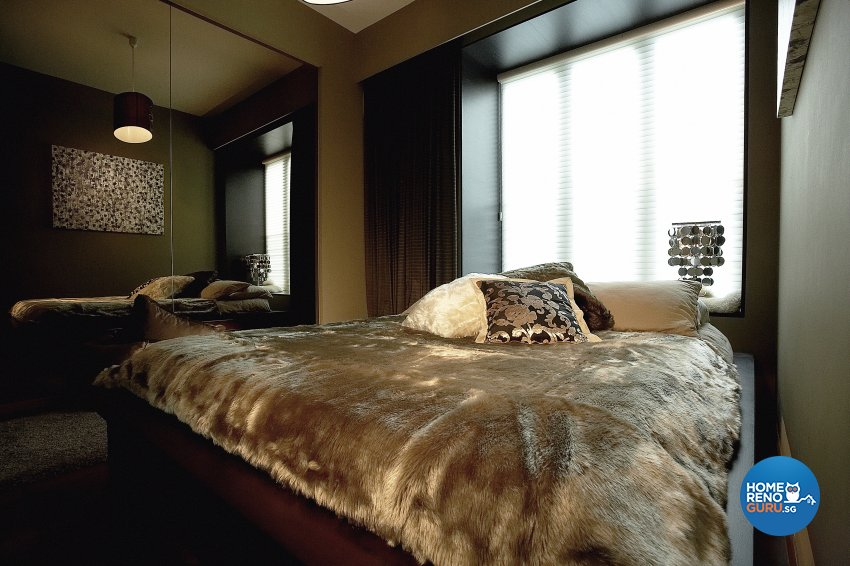 Classical, Modern Design - Bedroom - Condominium - Design by Edgeline Planners Pte Ltd