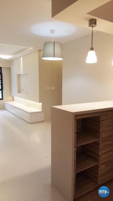 E+e Design & Build-HDB 3-Room package