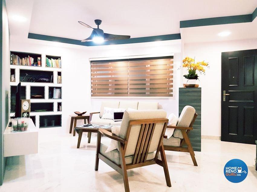 E+e Design & Build-HDB 5-Room package