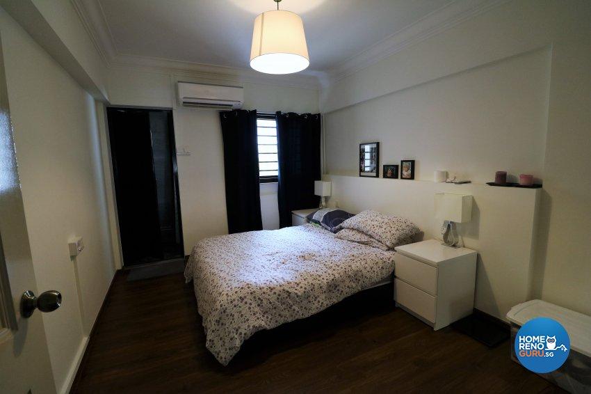 Contemporary, Modern Design - Bedroom - HDB 3 Room - Design by E+e Design & Build
